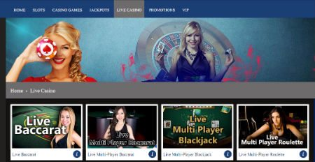 Express casino Games