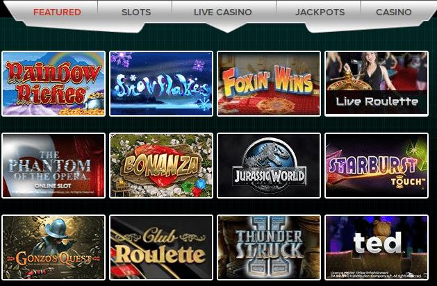 Top Slot Games