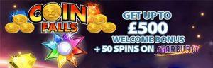 biggest online casino games selection