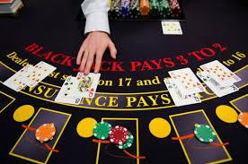 Blackjack Double Down lucks