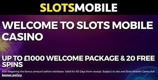 Free Mobile Casino Slot Games