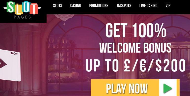 agen slot welcome bonus 100