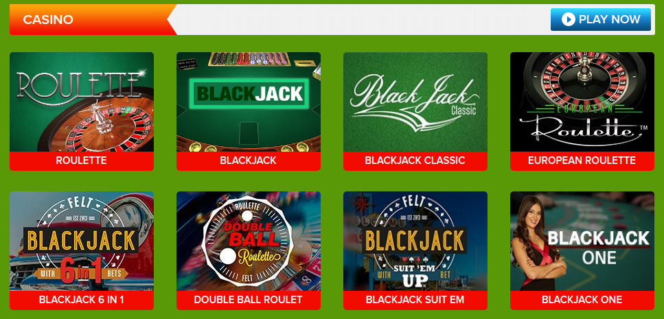 Blackjack Free
