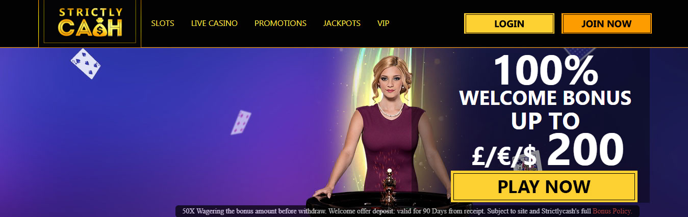 Roulette Online Casino Strictly Cash