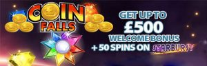 biggest online casino games selection