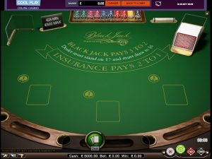 CoolPlay Casino Roulette Cashback Bonus