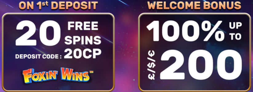 casino offers for new playeres