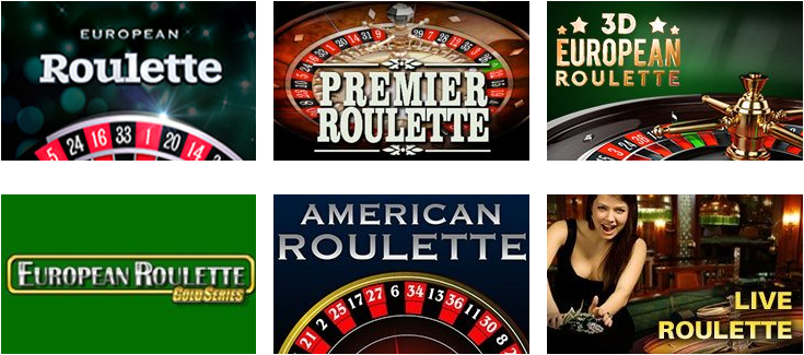 Roulette Betting Games