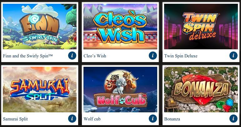 no download Slot games