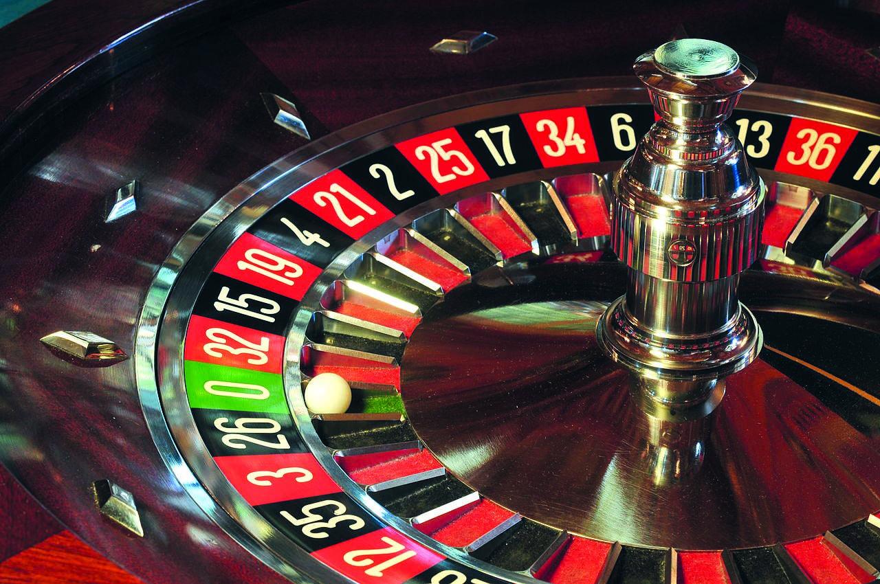 азартное колесо в казино