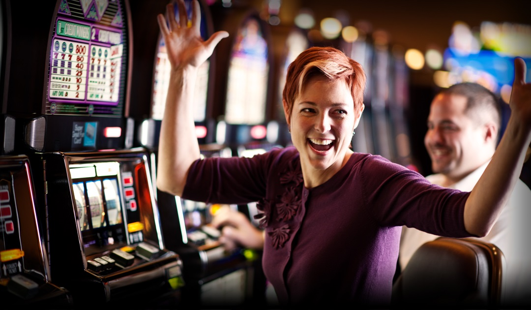 Enjoy Slots And Table Games