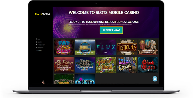Web Based Casino Games