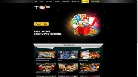 Real Money Casino Online